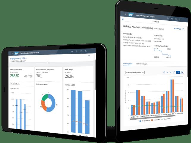 Analítica en SAP ERP
