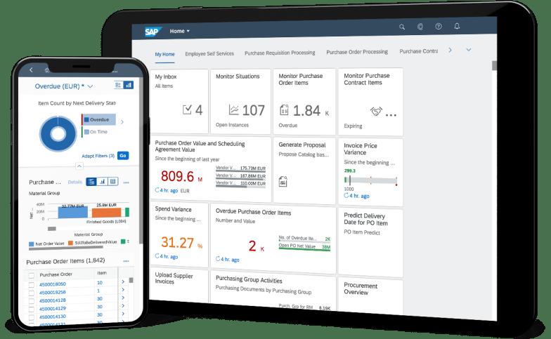 Módulo financiero SAP ERP
