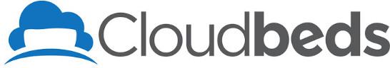Logo del ERP para hoteles Cloudbeds
